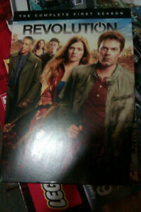 Revolution Season 1 Complete DVD Set