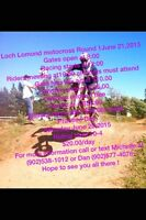 Loch Lomond motocross races