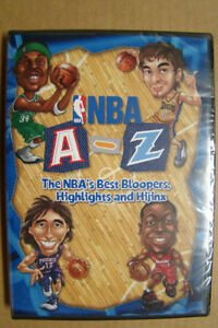 NBA A-Z: Best Bloopers - REDUCED