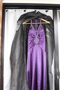 Beautiful purple Formal Graduation Dress near NEW Thornlands Redland Area Preview