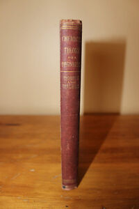 Chemical Theory for Beginners 1896 London Ontario image 1
