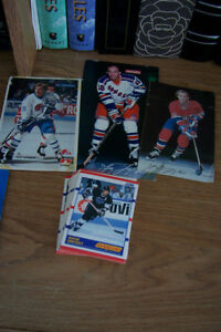 cartes d'hockey Guy Lafleur