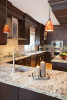 GRANITE & QUARTZ COUNTERTOPS - GREAT QUALITY, GREAT DEAL!!!!
