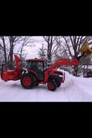24/7 snow removal services wolfville- coldbrook insured