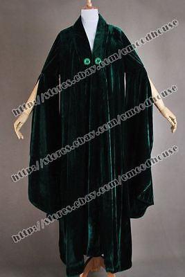 Harry Potter Cosplay Minerva McGonagall Cosplay Kostüm Umhang - Mcgonagall Kostüm