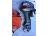 Yamaha Outboars 9.9 - 15 Hp short shaft tiller control