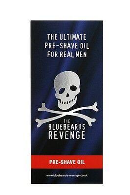 (7,12€/100ml) Bluebeards Revenge Pre-Shave Oil - Rasieröl für eine Rasur ohne Ra