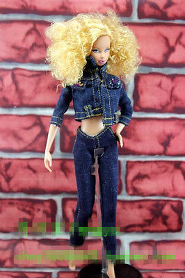 Christmas gift high quality handmade nice clothes for Barbie Doll lA776 on Rummage