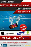 WIRELESS WAREHOUSE - WE CAN FIX THAT ! LIQUID DAMAGE SPECIALIAST