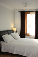 Plateau 1300PC 3Cham-3rooms Meublé-Furnished