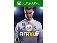 FIFA 18 Brand new in wrapping for Xbox 1