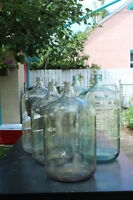 Carboys; Wine and Beer Making