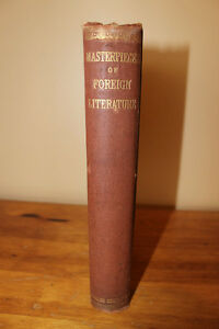 Masterpieces of Foreign Literature - 1866 London Ontario image 1