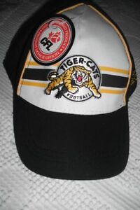 "BNWT, ""Hamilton Tiger Cats, Embroidered Cap"""