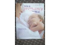 Bundle of 3 books about pregnancy: Heidi Murkoff, A. Eisenberg, S. Hathaway, S. Mazel, Anne Deans.