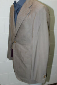 Italian Made Ortenzi Suit in Sizes 44  - BRAND NEW