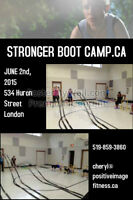 Stronger Boot Camp June Session