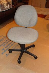 FABRIC COMPUTER  / STUDY / OFFICE CHAIR
