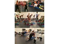 BOOST YOUR FITNESS: XMAS 4 week INDOOR bootcamp
