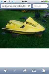 SEA-DOO XP800 95 LIMITED PRODUCTION W 0 HOURS ON REBUILT MOTOR