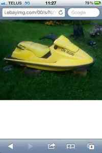 SEA-DOO XP800 96 WITH 0 HOURS ON PROFESSIONALY REBUILT ENGINE