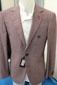 Brand New Suit - Size 40 - Slim Fit - Made in Italy