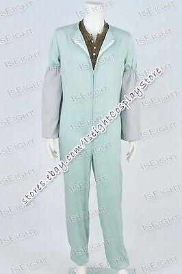 Dexter Cosplay Dexter Morgan Costume Shirt Jumpsuit Men's Halloween Clothing - Halloween Dexter Costume