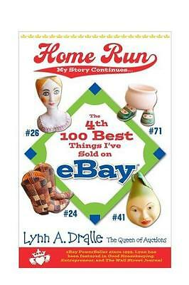 4th 100 Best Things I've Sold on eBay Book Home Run Dralle How to Sell NEW (Best To Sell On Ebay)