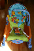 Fisher-Price Newborn-to-Toddler Portable Rocker/Siège a bascule