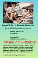 Summer Sizzler . & . Remember Father's Day
