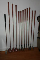 WOMENS GOLF CLUBS - WITH BAG
