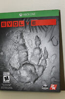 Evolve Game for X box 1
