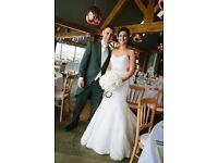 Intuzuri bella wedding dress