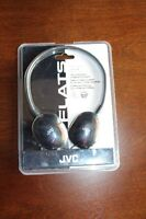 NIP JVC Flat Foldable Headphones