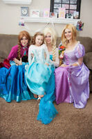 Queen Elsa Princess parties/ Appearances for Children's Birthday