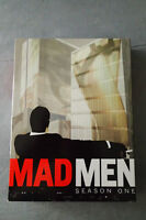 Mad Men Season 1 Box Set - New!
