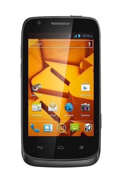 ZTE Force N9100 - 4GB - Black (Boost Mobile) Smartphone