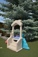 Little Tikes Slide with Climber