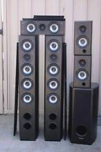 JENSEN XR EXTREMELY RARE SERIES 5.1SYSTEM IN GREAT CONDITION Chadstone Monash Area Preview