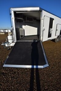 2017 Mission Trailers MCH 8.5x24 AS