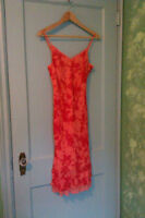 Perfect condition! Lovely bias-cut dress