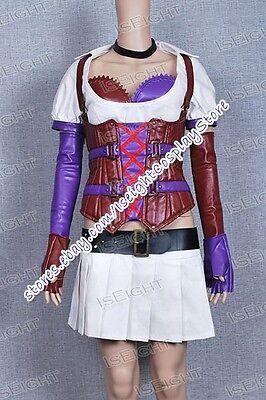 Joker Assistant Girlfriend Harley Quinn Cosplay Costume Nurse Dress  - Jokers Girlfriend Costume