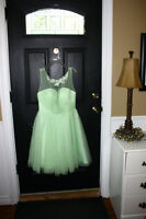 Short Tulle Dress - Vintage Inspired