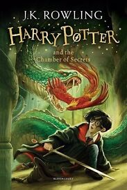 Harry Potter and the Chamber of Secrets by J. K. Rowling (Hardback, 2014)