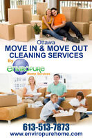 MOVE IN AND MOVE OUT / REAL ESTATE CLEANING