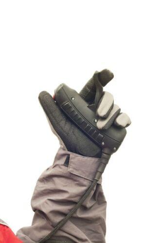 Vittorazi V-Throttle Paramotor Joystick, PPG Throttle, Reversible, Black Left