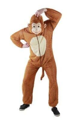 Affenkostüm Kostüm Affe Tierkostüm Kostüme Affenkostüme Affen Gr. S - XXXL