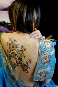 Henna Designs /bridal henna,Henna  Party(chamicals Free) Kitchener / Waterloo Kitchener Area image 8
