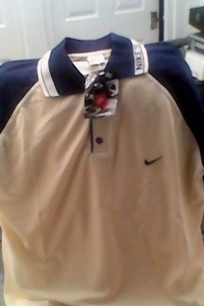 New Nike T Shirt Size Large 100% Cotton