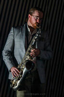 Saxophone and clarinet lessons, 3 Ottawa locations